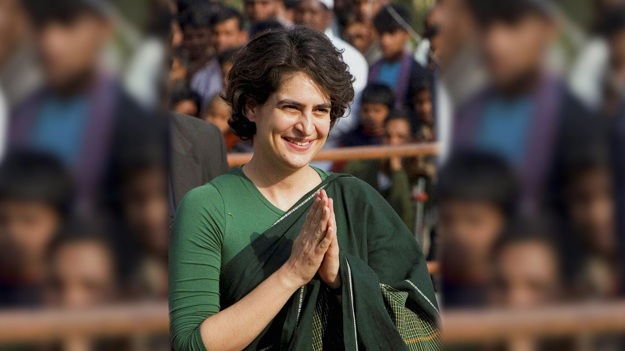 Priyanka Gandhi-V11