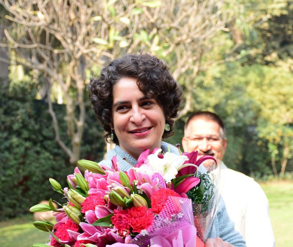 Priyanka Gandhi-V8