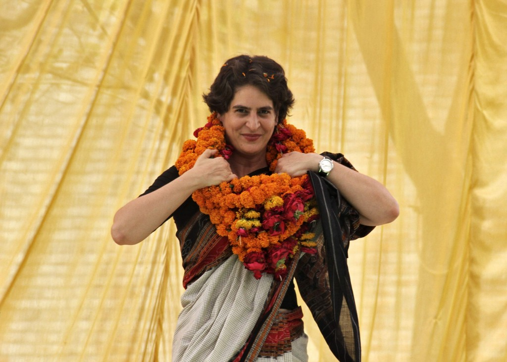 Twitter Goes Wild As Priyanka Gandhi Enters Active Politics Ahead Of High-Stakes Election