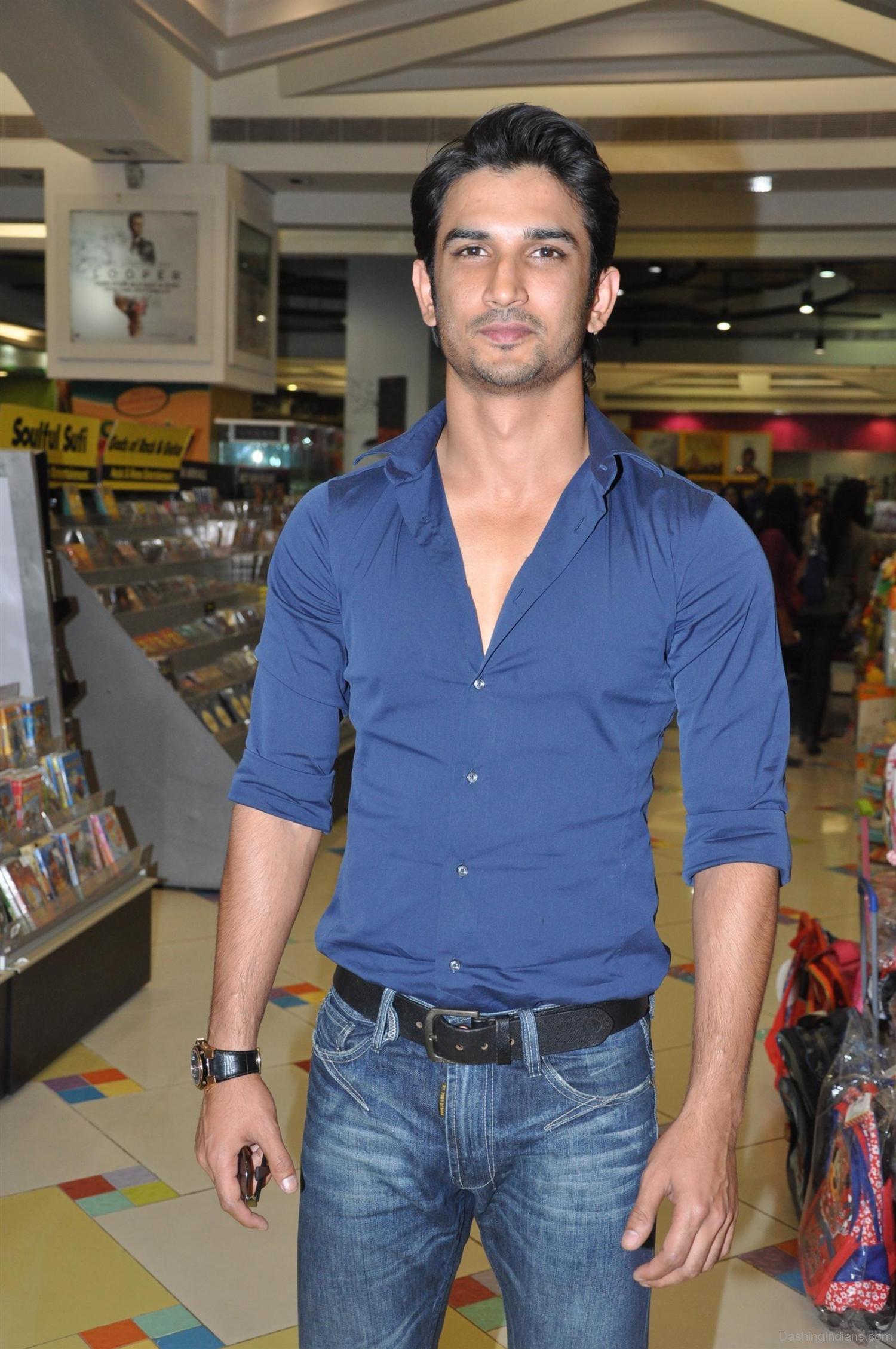 Sushant Singh Rajput-V3