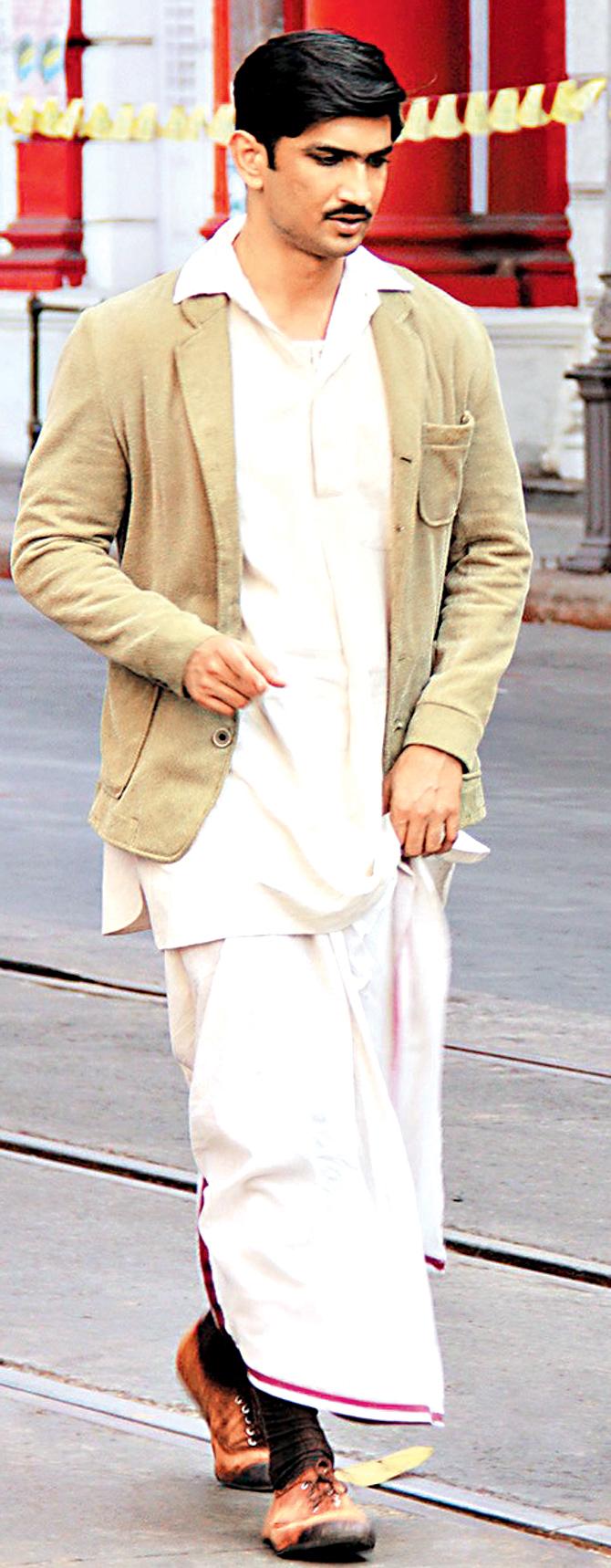 Sushant Singh Rajput-V4