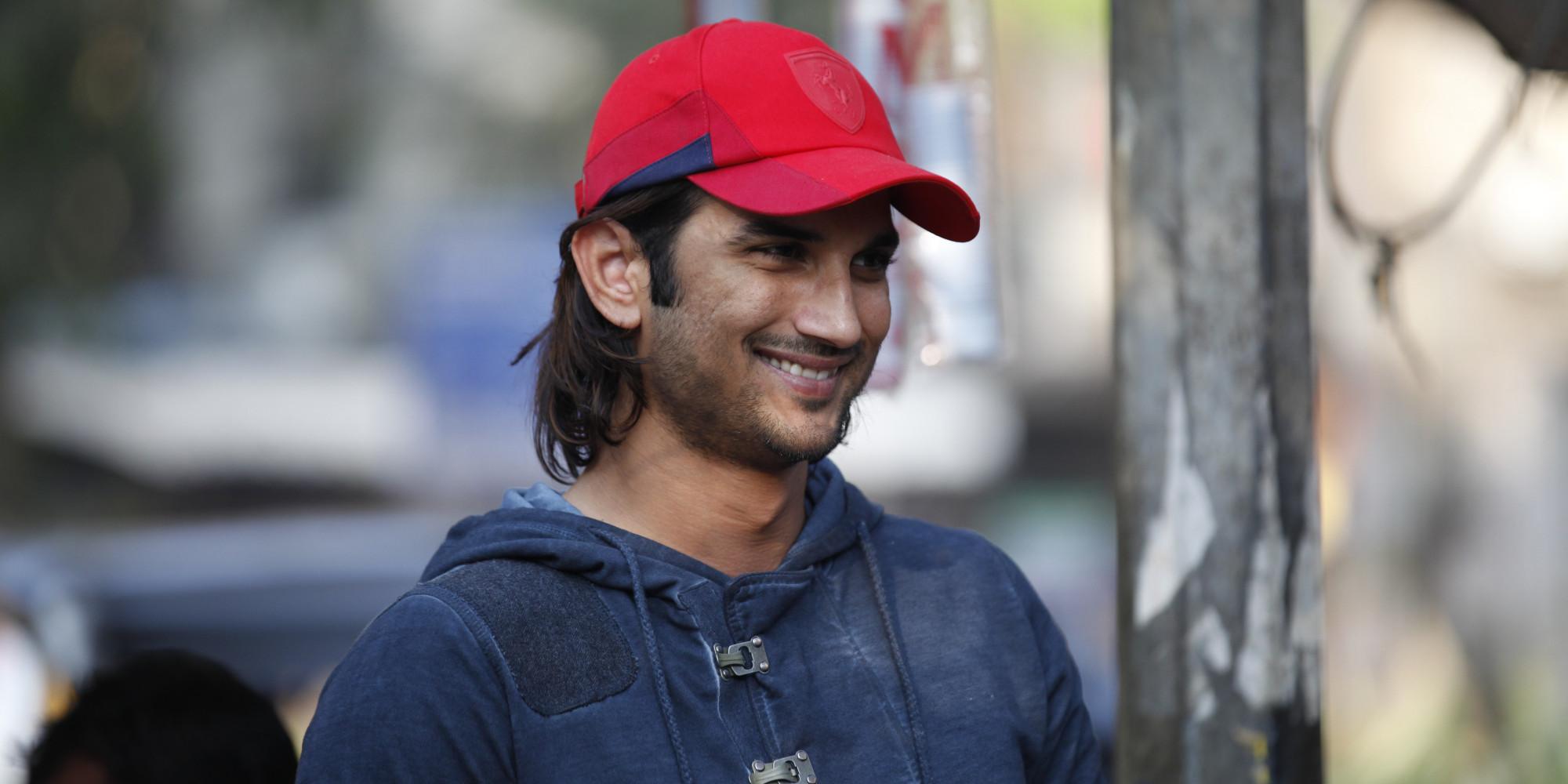 Sushant Singh Rajput-V7