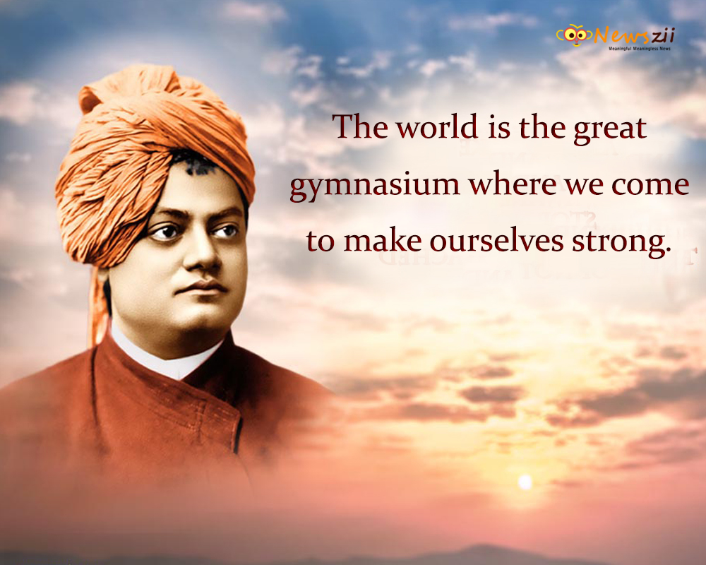 Swami Vivekananda-V13