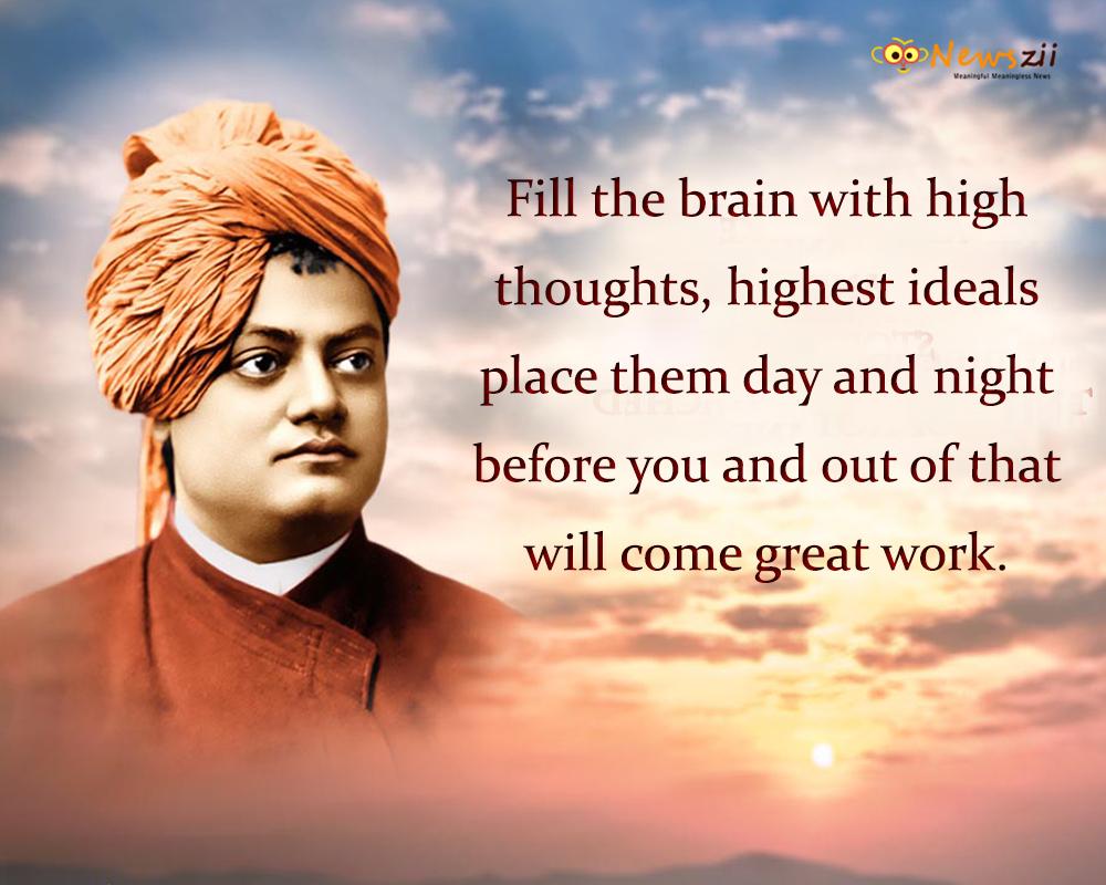 Swami Vivekananda-V8