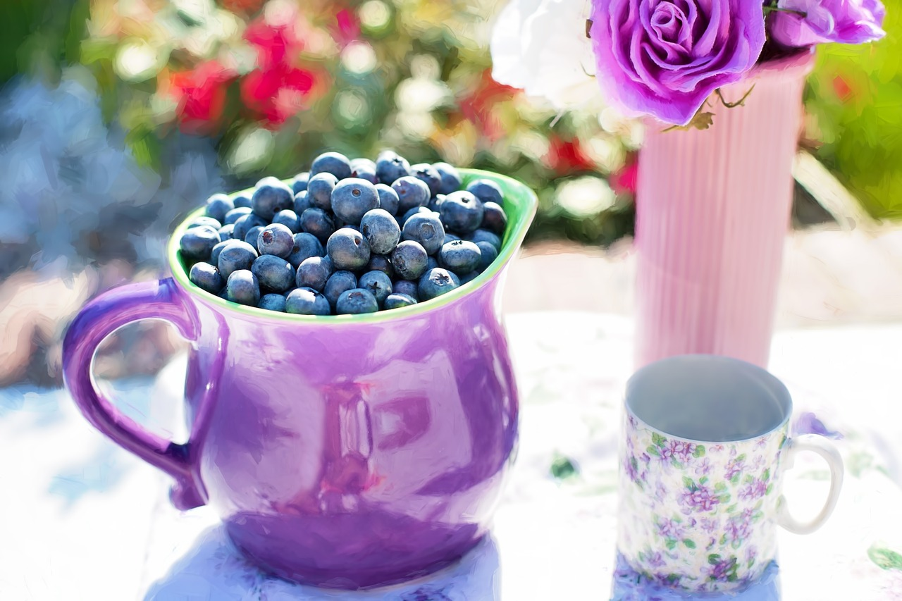 Homemade Blueberry Syrup For Hypertension