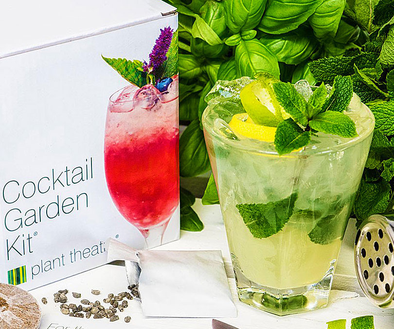 Cocktail Garden Kit