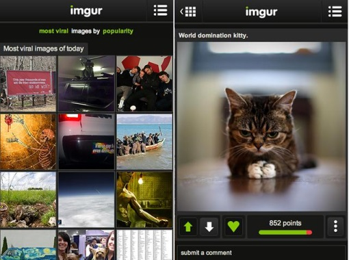 imgur-android-app
