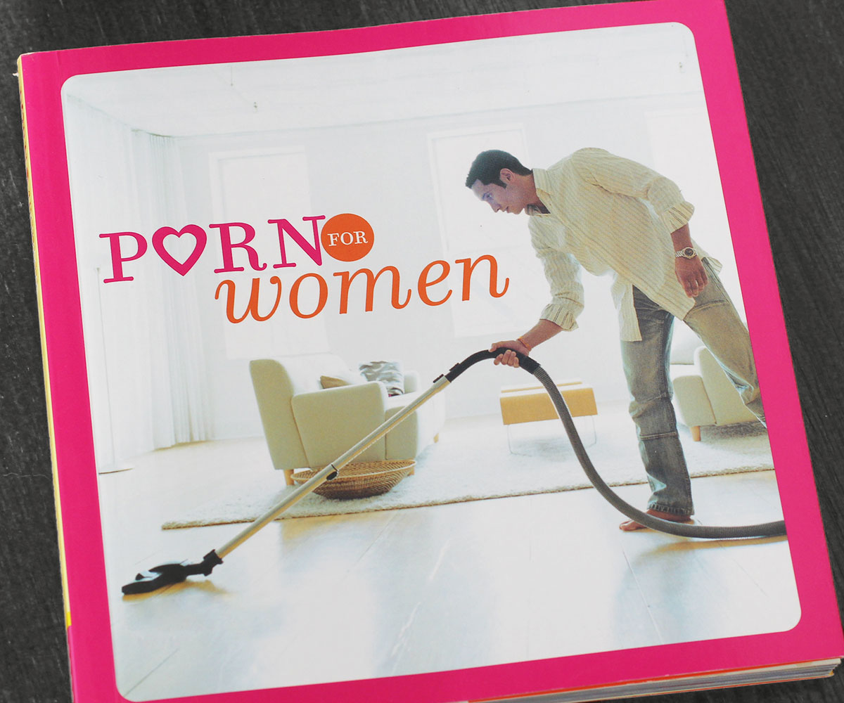 P**n For Women Book
