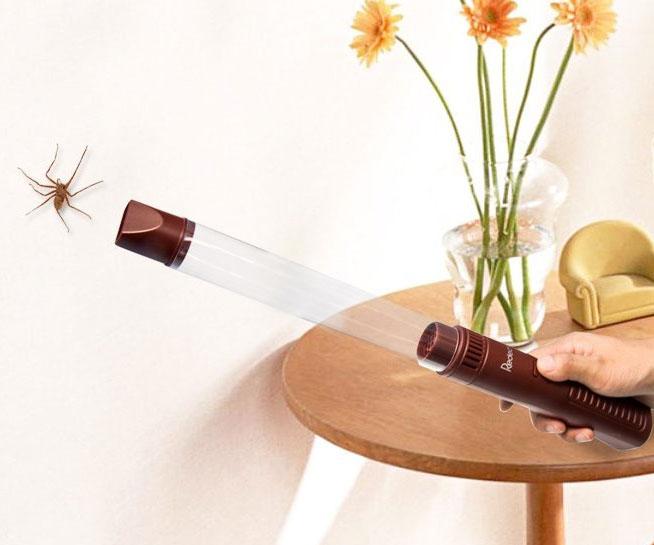 Rechargeable Bug Vacuum