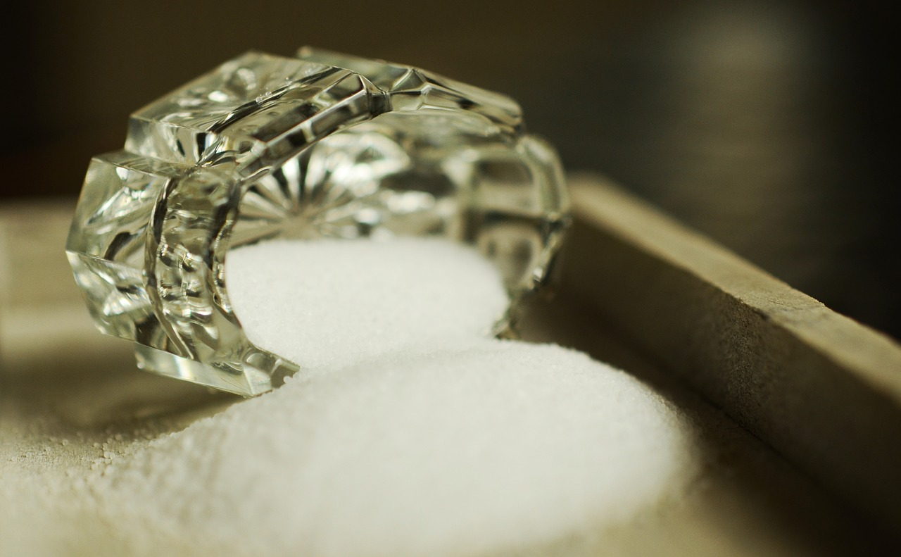 Less sodium for a healthy heart