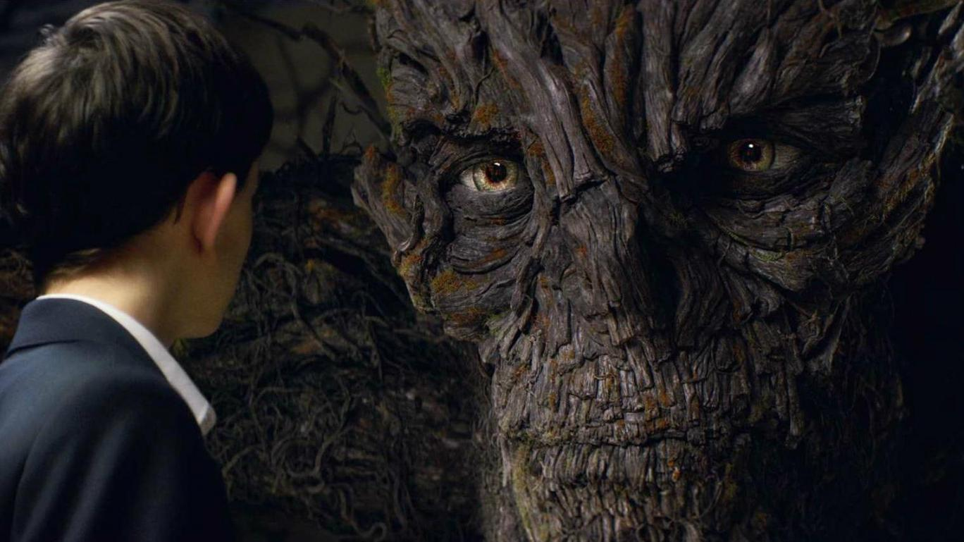 upcoming movies 2017-A Monster Calls