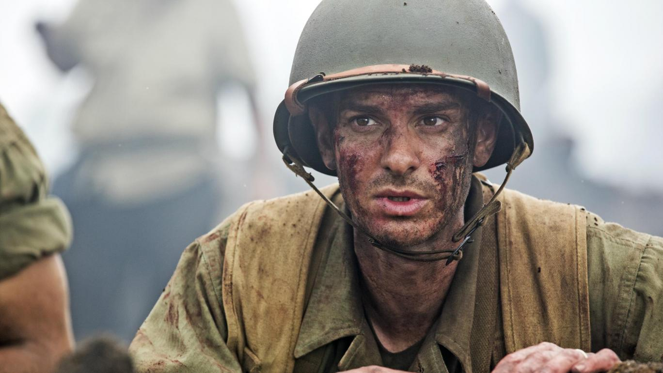 upcoming movies 2017-Hacksaw Ridge