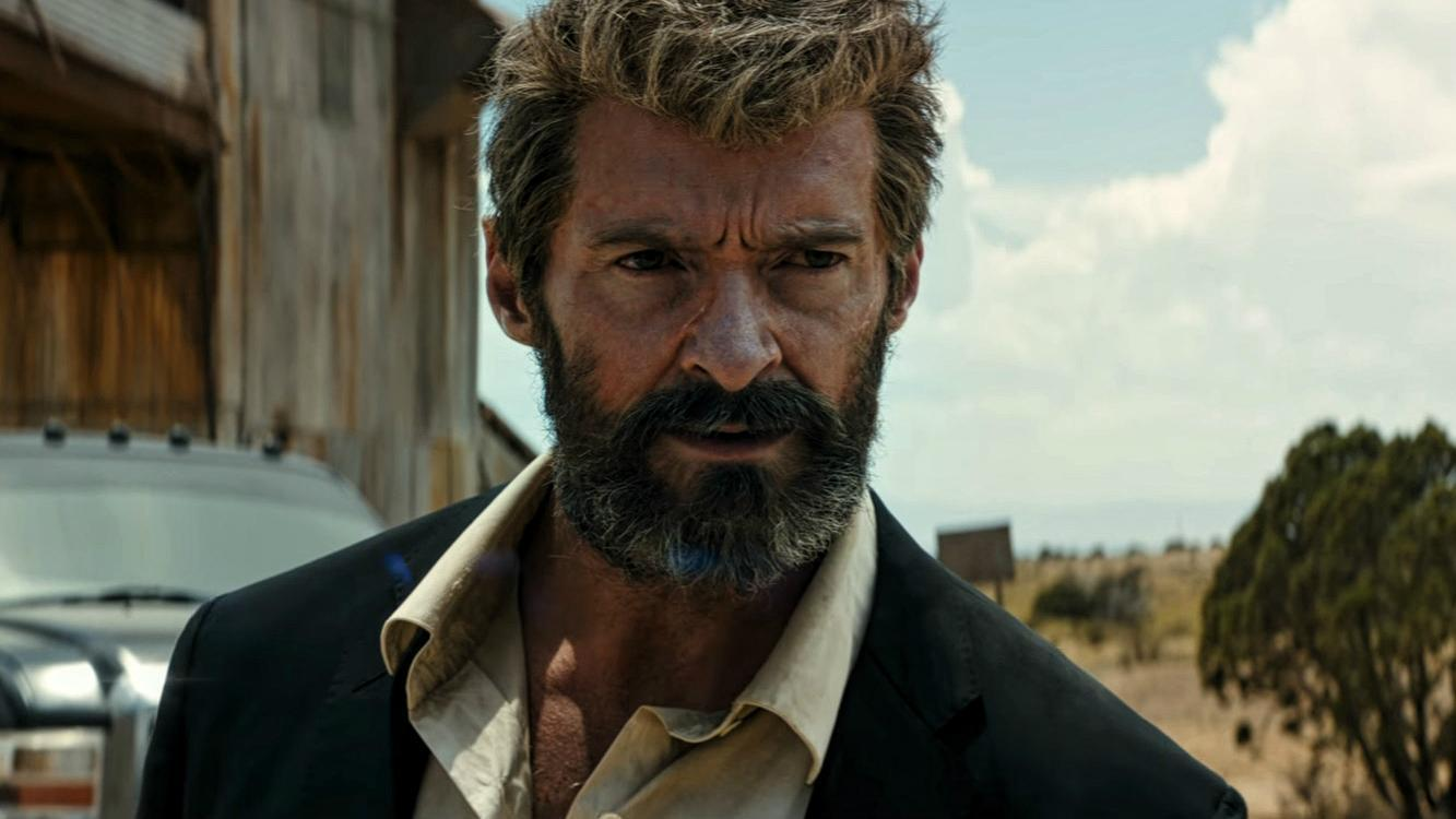 upcoming movies 2017-Logan