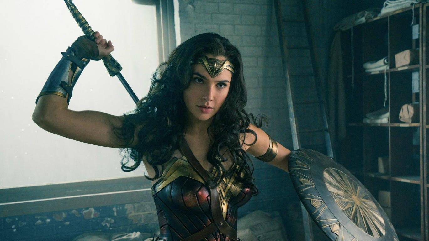 upcoming movies 2017-Wonder Woman