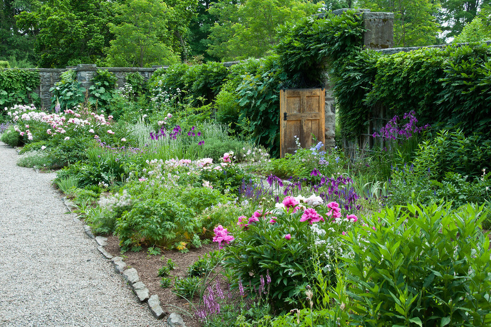 Beatrix Farrand Garden at Bellefield, Hyde Park, New York