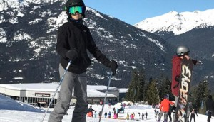 Beckham family ski holiday in Canada-10