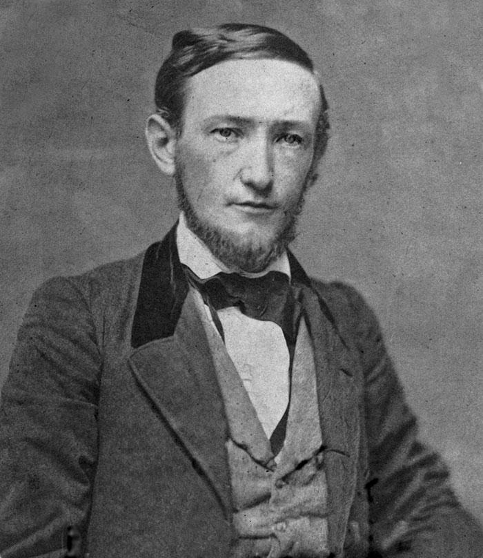 Benjamin Harrison, Age 17
