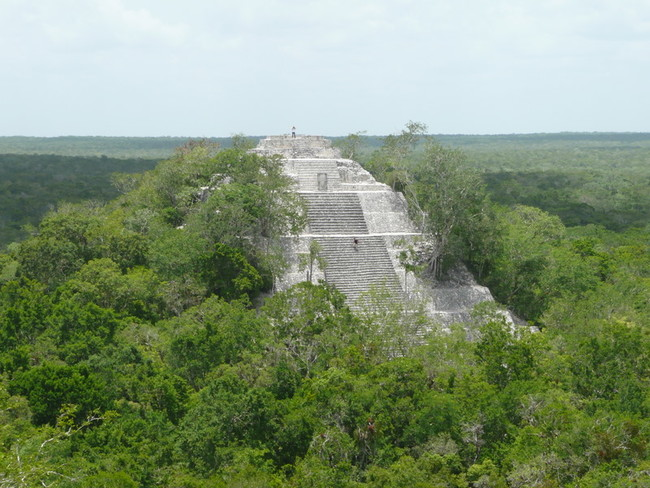 Calakmul, The Mayan City