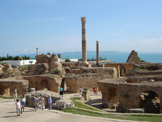Carthage Founded By Phoenicians