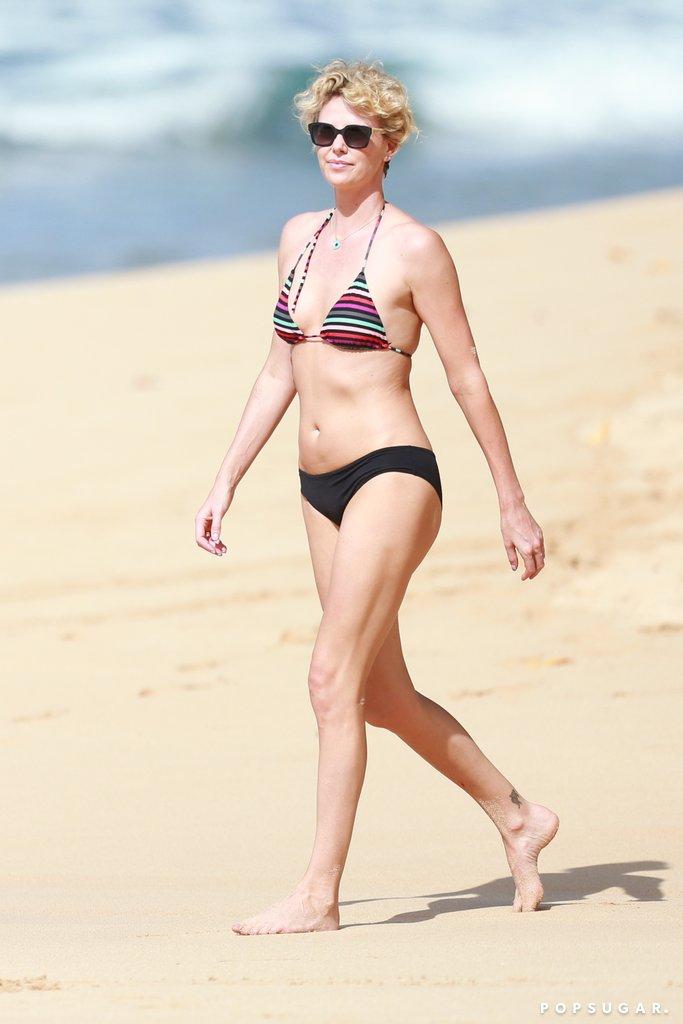 Charlize Theron, 40
