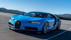 Facts About Bugatti Chiron