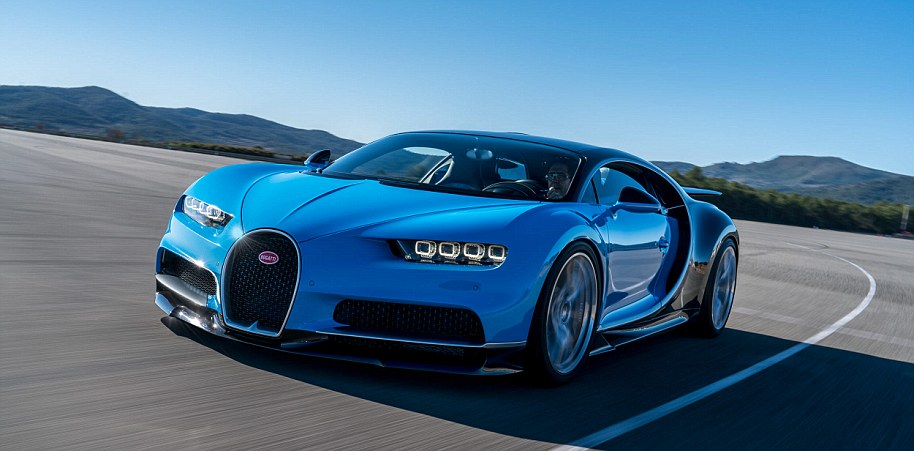 This Is How Bugatti's £2million Chiron Hypercars Are Built At The Ultra-Advanced Car Plant