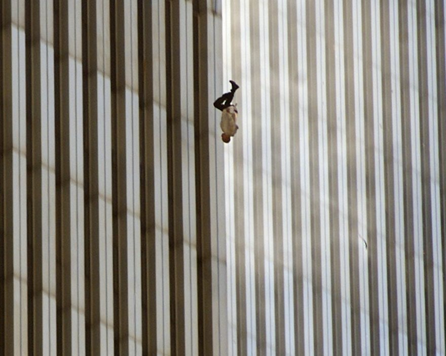 Falling Man, Powerful Photos