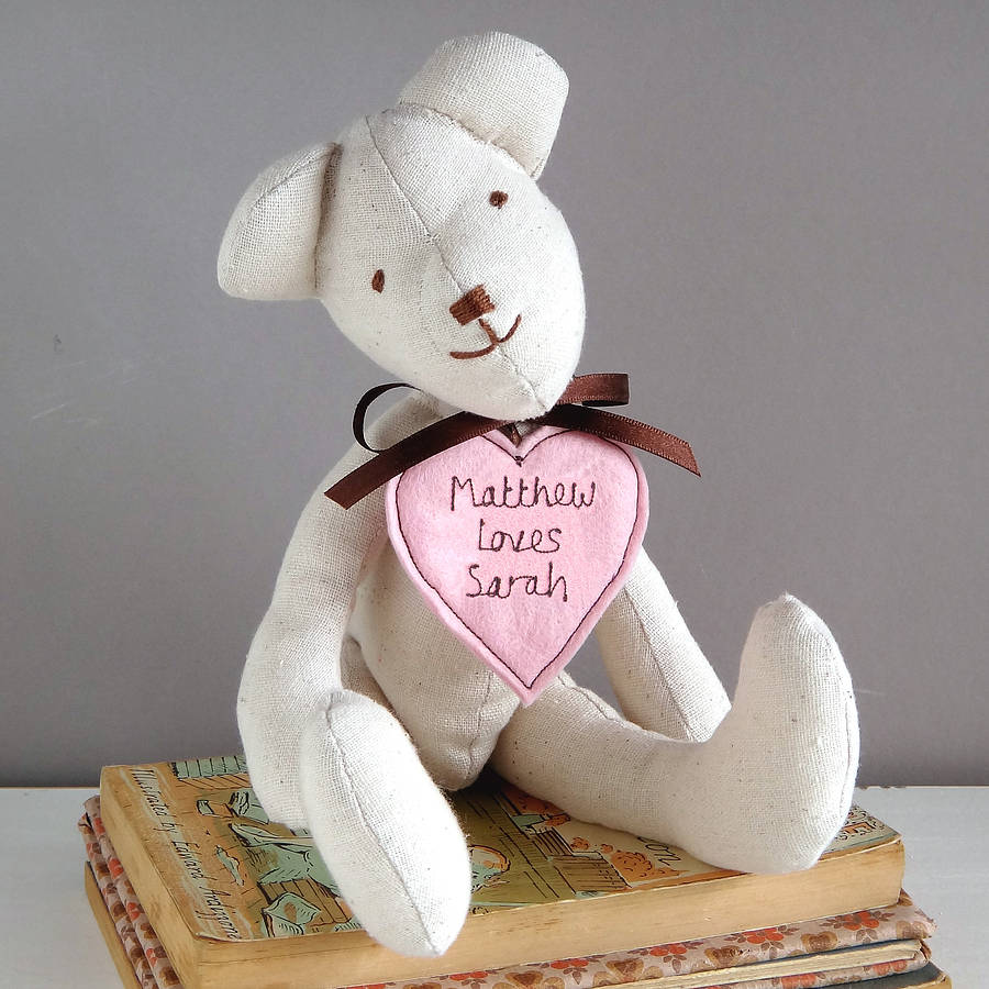 Gift Hand Made Teddy Bear