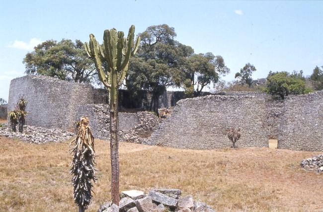 Great Zimbabwe Old Heritage