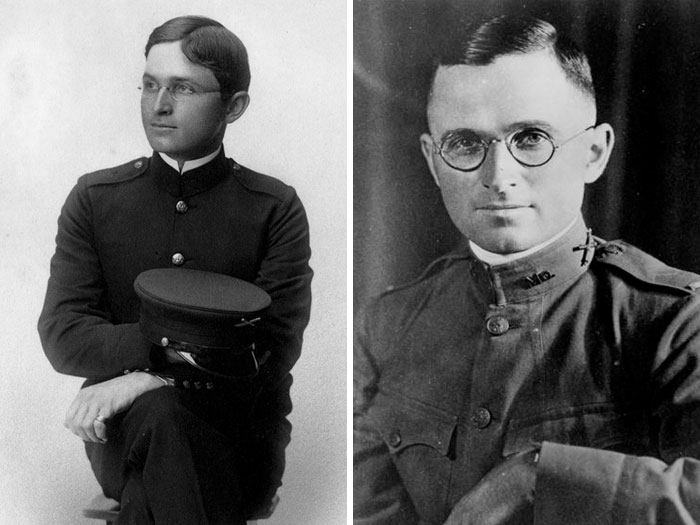 Harry Truman, Age 22 And 33