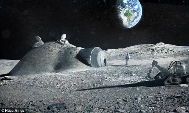 Helium 3 Mining On The Moon-3