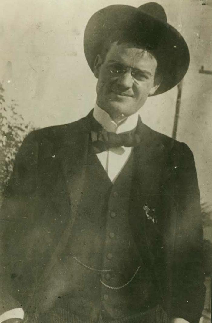 Herbert-Hoover-Age-25