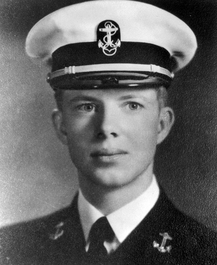 Jimmy Carter, Age 18