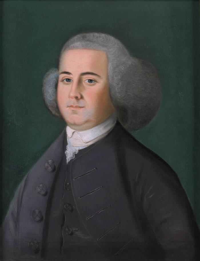John Adams, Age 33