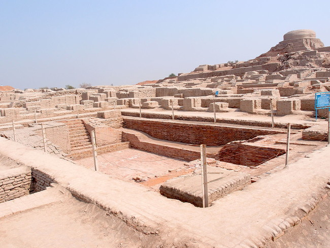 Mohenjo-daro,, Mound Of The Dead