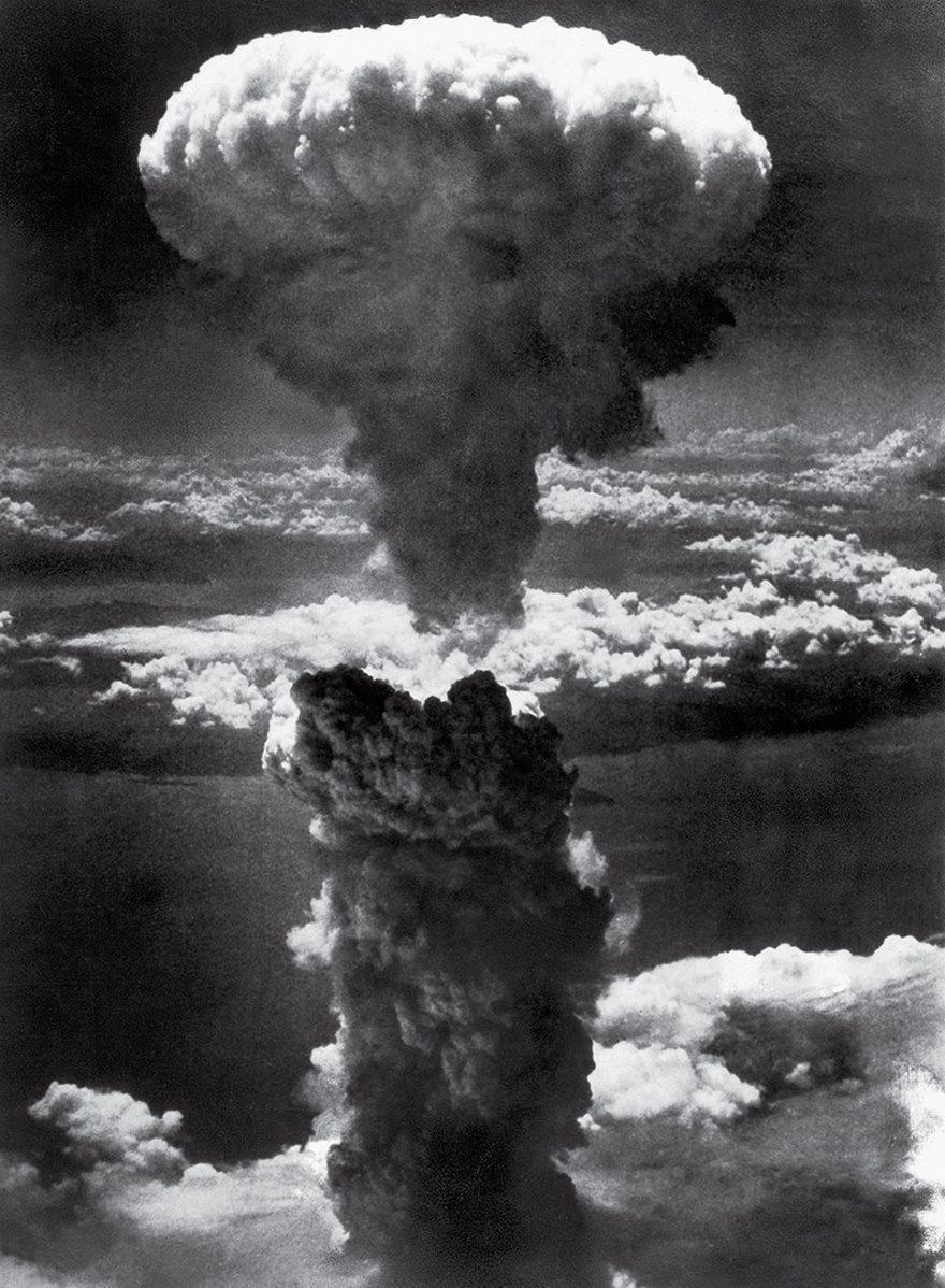Mushroom Cloud Over Nagasaki, Lieutenant Charles Levy
