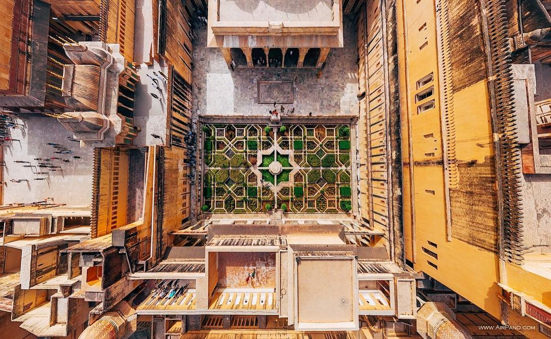Amer Palace, Aerial Photographs Of Cities