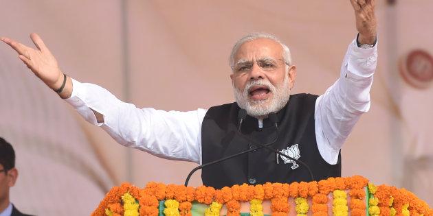 PM Narendra Modi Invokes Lord Krishna