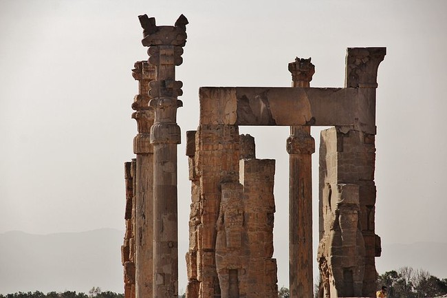 Persepolis,, Persian Empire