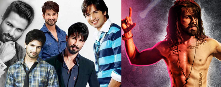 8 Instrating Facts We Bet You Didn't Know About Birthday Boy Shahid Kapoor
