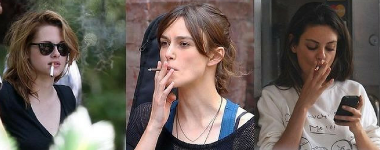 31 Famous Celebrities Who Smoked Cigarettes But You Didn't Know