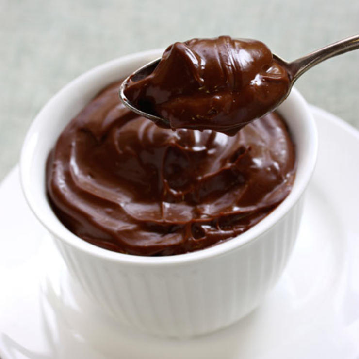 CHOCOLATE PUDDING CUP