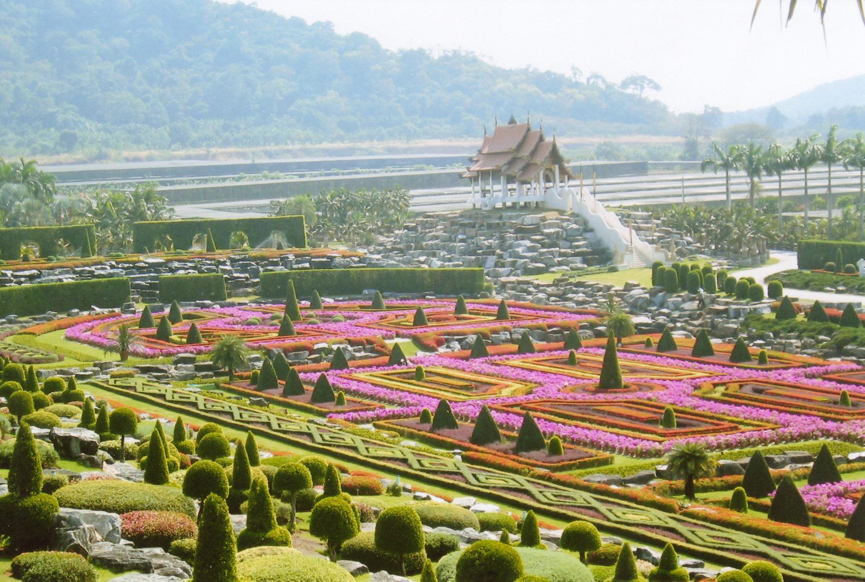 Suan Nong Nooch in Thailand