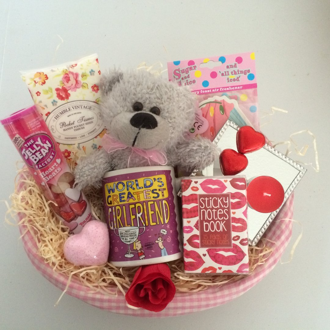 Teddy Day Hamper