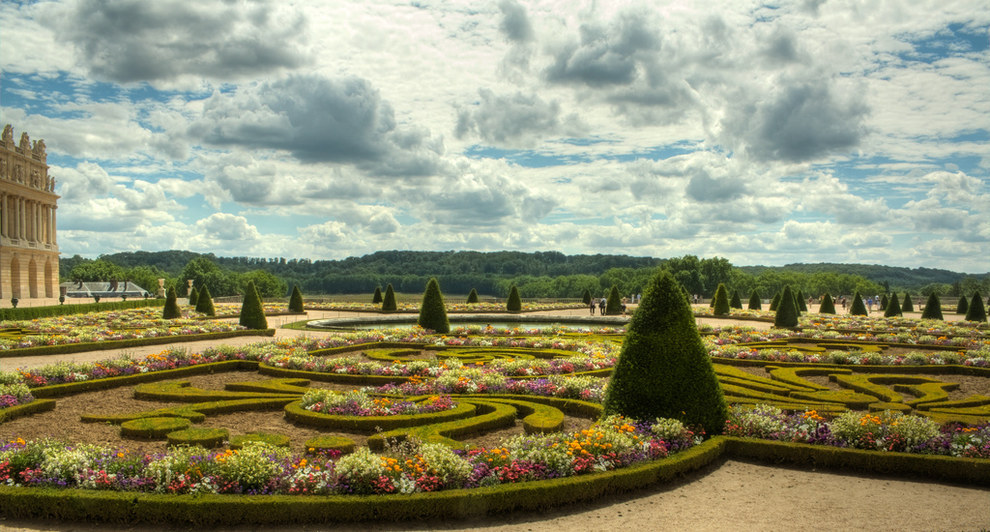 The Gardens at Versailles, Versailles, France