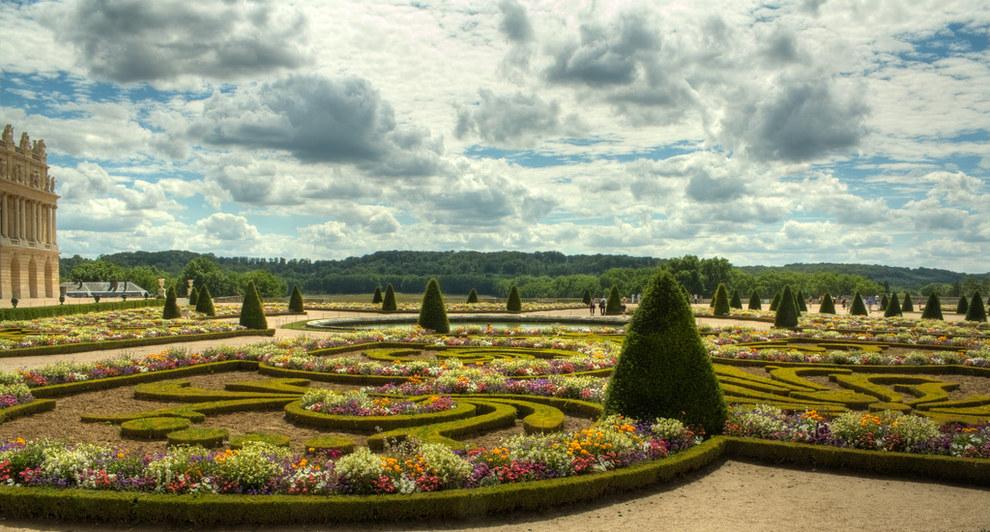 The Gardens at Versailles, Versailles, France