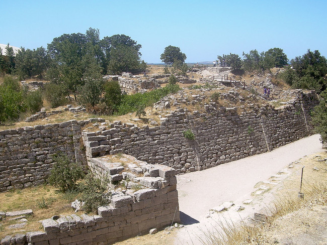 Troy Ancient Cities