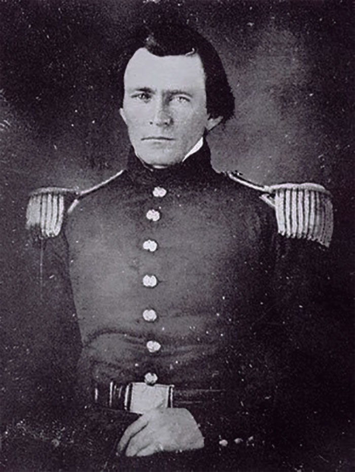 Ulysses S. Grant, Age 23