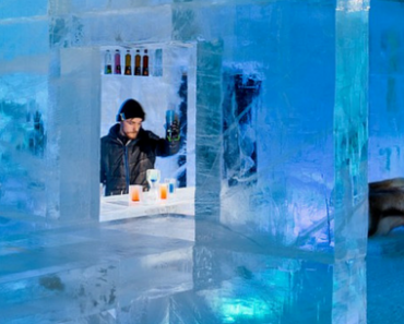 Lapland's palatial Icehotel