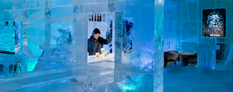 21 Stunning Photos Of Icehotel In Swedish Lapland Is Magical Beyond Compare